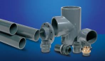 Industrial PVCu Pipe & Fittings