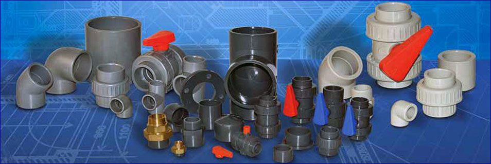PVCu, Polypropylene, and MDPE pipes and supplies